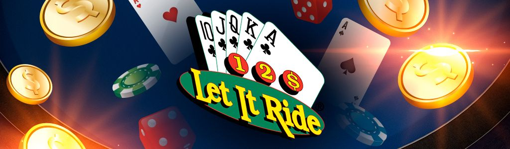How do you play let it ride casino games on